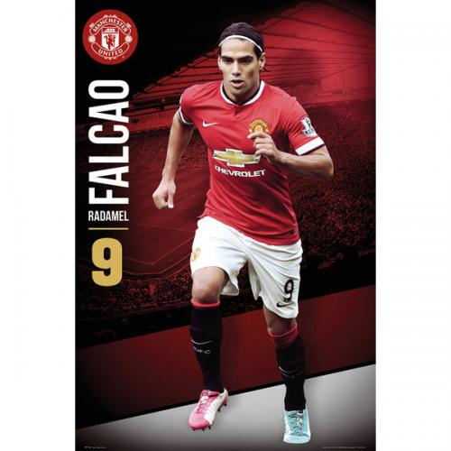 Poster Manchester United FC 124396