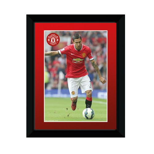 Poster Manchester United FC 124663