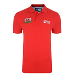 Poloshirt Gales Rugby 2015