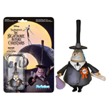 Nightmare Before Christmas ReAction Actionfigur Mayor 10 cm