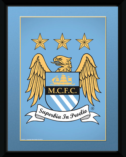 Poster Manchester City FC 125369