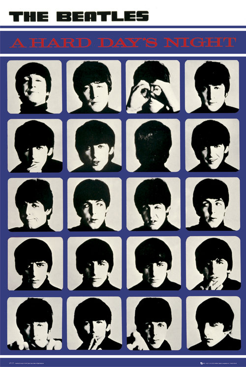 Poster Beatles 125377
