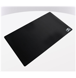 Ultimate Guard Spielmatte Monochrome Schwarz 61 x 35 cm