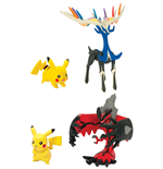 Pokemon Minifiguren Doppelpack Sortiment (4)