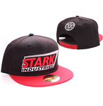 Iron Man Baseball Cap Stark Red Logo
