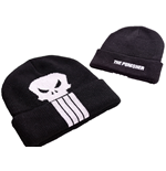 Marvel Comics Beanie Punisher Logo