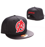 The Avengers Baseball Cap Logo