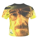 T-Shirt Breaking Bad Walter Face
