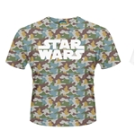 "Star Wars T-Shirt ""Boba Fett Camo"" T-Shirt"