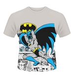 T-Shirt Dc Originals Batman Loge Pose