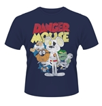 T-Shirt Danger Mouse