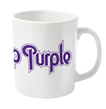 Tasse Deep Purple Logo