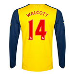 Trikot Arsenal 2014-15 Away (Walcott 14) für Kinder