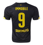 Trikot Borussia Dortmund 2014-15 Away (Immobile 9) - für Kinder