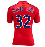 Trikot Paris Saint-Germain 2014-15 3rd (David Luiz 32) - für Kinder