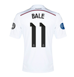 Trikot Real Madrid 2014-15 UCL Home (Bale 11) - für Kinder