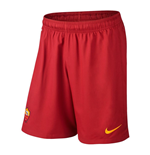 Shorts Rom AS 2014-2015 Away Nike für Kinder