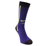 Socken Manchester City FC 2014-2015 Third (Violett)