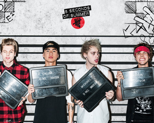 Poster 5 seconds of summer 126852