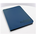 Ultimate Guard 9-Pocket ZipFolio XenoSkin Blau