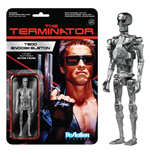 Terminator ReAction Actionfigur T-800 Endoskeleton 10 cm
