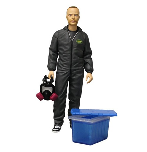 Breaking Bad Actionfigur Vamonos Pest Jesse Pinkman NYCC Exclusive 15 cm