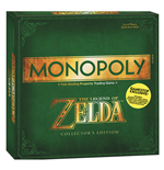 The Legend of Zelda Brettspiel Monopoly Exclusive Edition *Englische Version*
