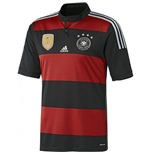Trikot Deutschland Fussball 2014-2015 Away 4 Star Winners