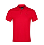 Polohemd Manchester United FC 2014-2015 Nike Core  (Rot)