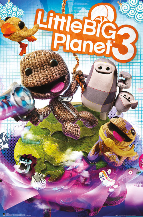 Poster Little Big Planet  128969