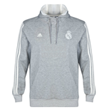 Sweatshirt Real Madrid 2014-2015 (Grau)