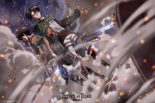 Poster Attack on Titan 129525