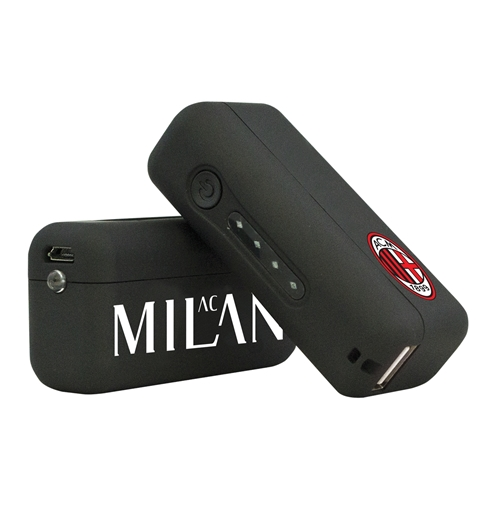 Powerbank 2600 MAH  AC Milan