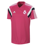 T-Shirt Real Madrid 2014-2015 Training Adidas