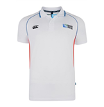 Polohemd England Rugby (Weiss)