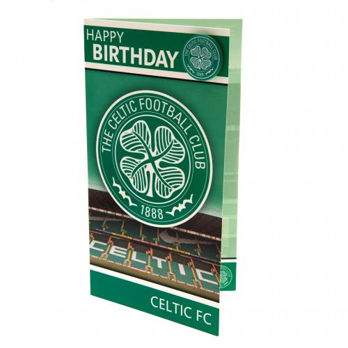 Grußkarte Celtic 130439