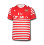 T-Shirt Arsenal 2014-2015 (Rot/Weiß)