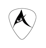 "Fender ""Medium"" Guitar Pick - ANSHAR"