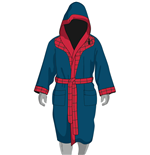 Spider-Man Fleece-Bademantel Retro