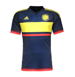 Trikot Kolumbia Fussball 2015-2016 Away
