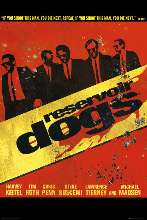 Poster Reservoir Dogs 131830