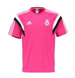 T-Shirt Real Madrid Training 2014-2015 Adidas
