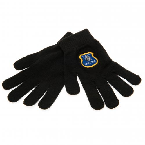 Everton F.C. Handschuhe Junior BLK
