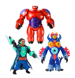 Big Hero 6 Feature Actionfiguren 15 cm Sortiment (6)