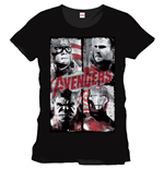 T-Shirt Sonderagent - The Avengers 132249