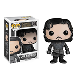 Game of Thrones POP! Vinyl Figur Jon Snow Castle Black 10 cm