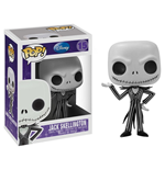 Nightmare Before Christmas POP! Vinyl Figur Jack Skellington 10 cm