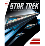 Star Trek Official Starships Collection Magazin mit Modell #26 Tholian Ship