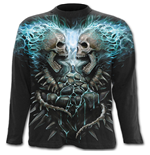 Longsleeve Trikot Spiral Flaming Spine