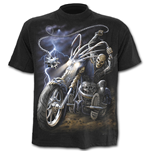 T-Shirt Spiral Ride To Hell